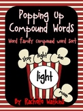 Compound Words- Word Family Compound Word Sort