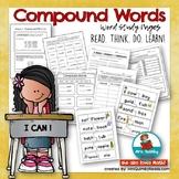 Compound Words - Word Study - Grammar -[Reading]
