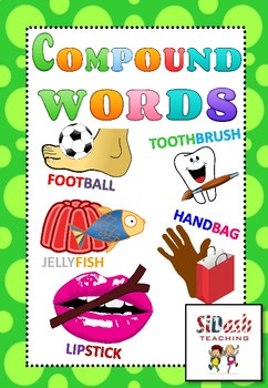 Compound Words - Worksheet Pack