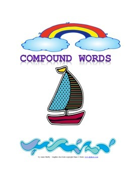 Compound Words (Worksheets for Primary Grades)