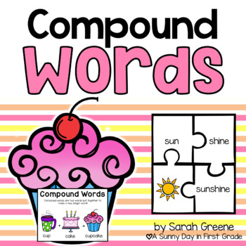 Compound Words {centers, practice & craft!}