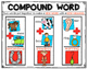 Compound Words Activities for Kindergarten and First Grade