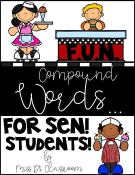 F.U.N Compound Words for S.E.N.