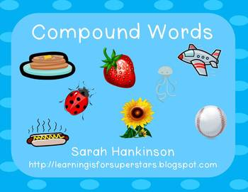 Compound Words {for primary grades}