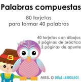 Compound Words in Spanish. Palabras Compuestas