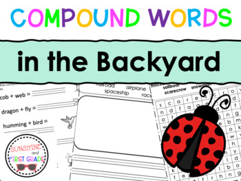 Compound Words in the Backyard