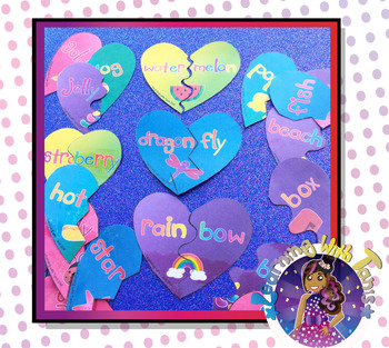 Compound Words_Hearts