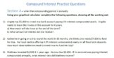 Compound interest Questions