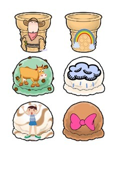 Compound word ice creams