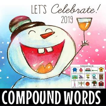 Compound words Mega pack