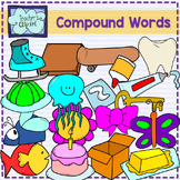 Compound words clipart {60 IMAGES}