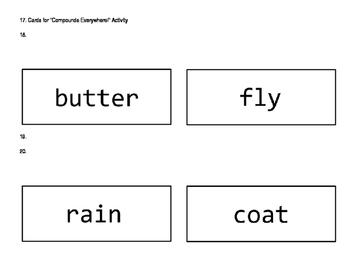 Understanding Compounds