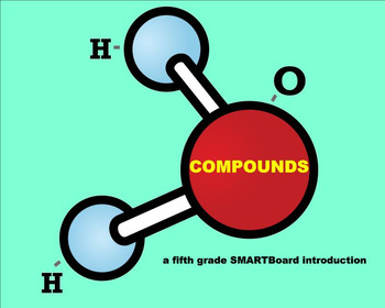 Compounds - A Fifth Grade SMARTBoard Introduction