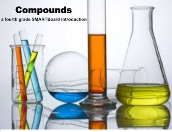 Compounds - A Fourth Grade SMARTBoard Introduction