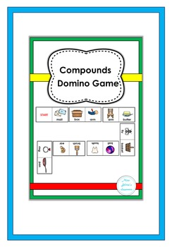 Compounds Domino Game