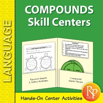 Compounds: Language Skill Centers