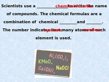 Compounds PowerPoint