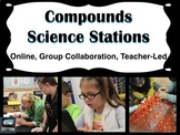Ionic & Covalent Science Stations (online, group collabora