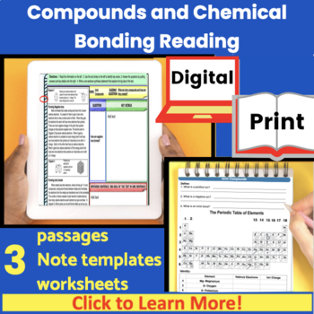 Compounds and Chemical Bonding Guided Reading