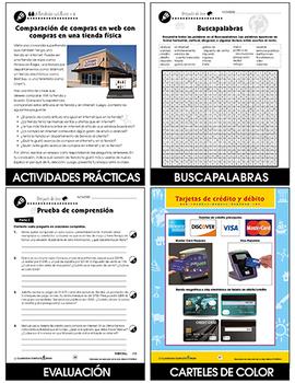 Compras en web y fraude por internet Gr. 6-12