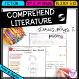 Comprehend Literature- 2nd & 3rd Grade RL.2.10 & RL.3.10