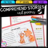 Comprehend Stories & Poems - 1st Grade RL1.10