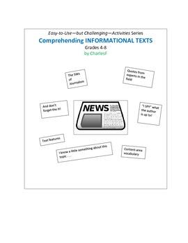 Comprehending INFORMATIONAL TEXTS