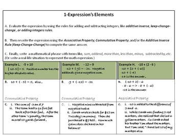 Comprehending Sums and Differences of Integers