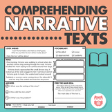 Comprehending Narrative Texts - Using Language Strategies