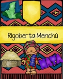 Reading and #Authres about Rigoberta Menchú