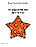 Comprehension Activities for The Apple Pie Tree