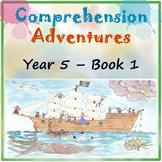 Comprehension Adventures Year 5 Book 1