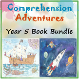 Comprehension Adventures Year 5 Book Bundle