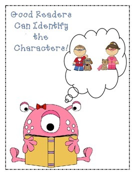 Comprehension Anchor Chart Pack