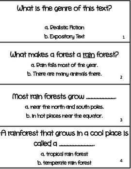 Reading Wonders Grade 2 Unit 4 Comprehension Board Games