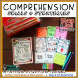 Comprehension Bookmarks & Posters  STOP & JOT