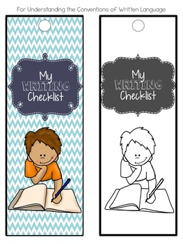 Comprehension Bookmarks: Re-inforce Key Concepts for Reading & Writing