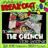 Comprehension Breakout- Christmas Edition