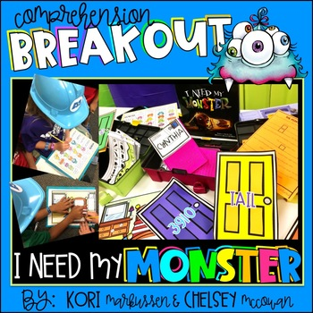 Comprehension Breakout- I Need My Monster