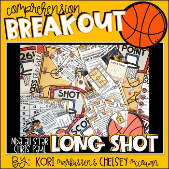 Comprehension Breakout- Long Shot NBA Allstar Chris Paul