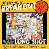Comprehension Breakout- Long Shot NBA Allstar Chris Paul
