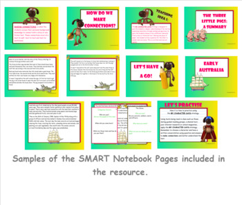Comprehension Bundle - Making Connections, Predicting, Summarising - Year 3+4