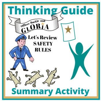 Comprehension Bundle for Officer Buckle and Gloria