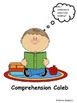 Comprehension Caleb Comprehension Poem for Reading