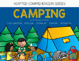 Comprehension: Camping