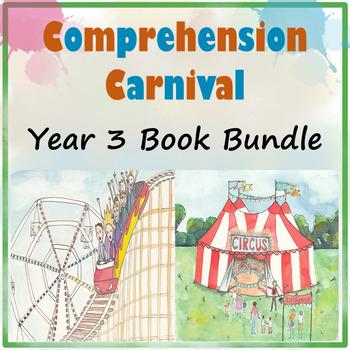 Comprehension Carnival Year 3 Book Bundle