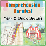 Comprehension Carnival Year 3 Book Bundle