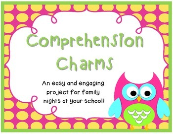 Comprehension Charm Necklace
