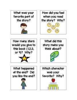 Comprehension Checks for Centers