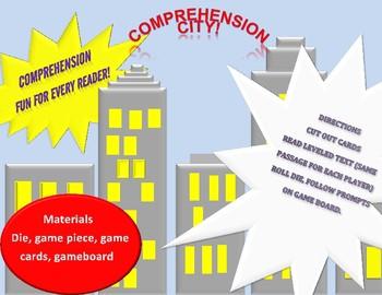 Comprehension City